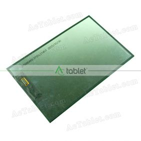 Replacement FPC-JYS080008V0 LCD Screen for 8 Inch Tablet PC