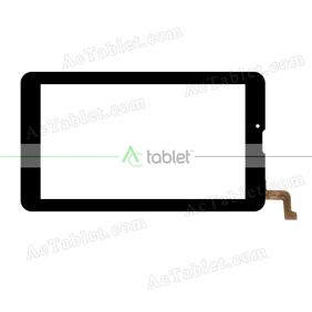 MGLCTP-78838 78891-FPC Digitizer Glass Touch Screen Replacement for 7 Inch MID Tablet PC