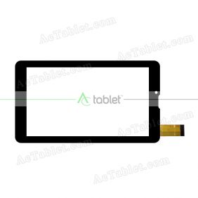 ZHC-3088 Digitizer Glass Touch Screen Replacement for 7 Inch MID Tablet PC