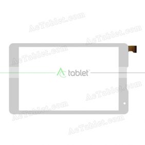 FPC-CY80J113-00 Digitizer Glass Touch Screen Replacement for 8 Inch MID Tablet PC