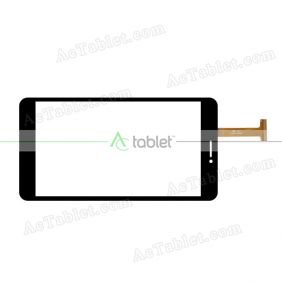 YJ188FPC-V0(698TP) Digitizer Glass Touch Screen Replacement for Android Tablet PC