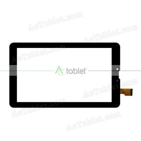 RSD-020-007 J Digitizer Glass Touch Screen Replacement for 9 Inch MID Tablet PC
