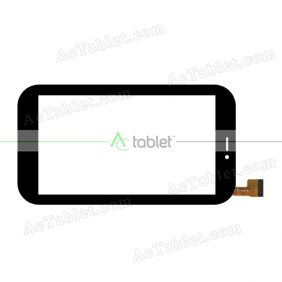 RP-332A-7.0-FPC-A4 Digitizer Glass Touch Screen Replacement for 7 Inch MID Tablet PC