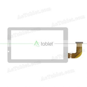 dh-0749a1-pg-fpc131 Digitizer Glass Touch Screen Replacement for 7.9 Inch MID Tablet PC