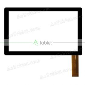 FPC-UP070308A1-V00 Digitizer Glass Touch Screen Replacement for 7 Inch MID Tablet PC