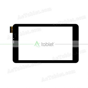 PB80A2062 Digitizer Glass Touch Screen Replacement for 8 Inch MID Tablet PC
