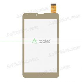 C.FPC.WT1130A070V00 SR 2016-07-29 Digitizer Touch Screen Replacement for 7 Inch MID Tablet PC