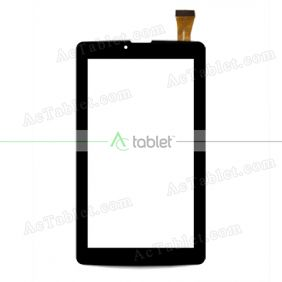 GT706-V6 SLR Digitizer Glass Touch Screen Replacement for 7 Inch MID Tablet PC