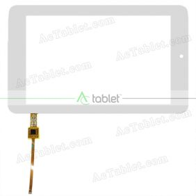 RS8F672P_V1.0 Digitizer Glass Touch Screen Replacement for 8 Inch MID Tablet PC