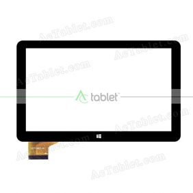 YDT1462-A1 Digitizer Glass Touch Screen Replacement for 7 Inch MID Tablet PC