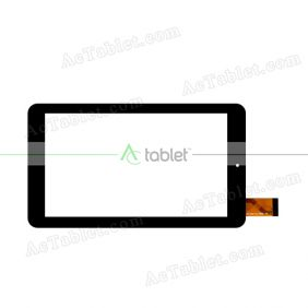 RP-303A-7.0-FPC-04 Digitizer Glass Touch Screen Replacement for 7 Inch MID Tablet PC