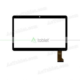 MGLCTP-901006-90894FPC Digitizer Glass Touch Screen Replacement for 9.6 Inch MID Tablet PC