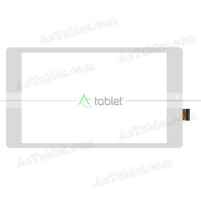 PB80JG2586-R1 Digitizer Glass Touch Screen Replacement for 8 Inch MID Tablet PC