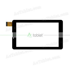 PB70GGS3369 Digitizer Glass Touch Screen Replacement for 7 Inch MID Tablet PC