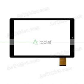 OLM-101C0526-GG Digitizer Glass Touch Screen Replacement for 10.1 Inch MID Tablet PC