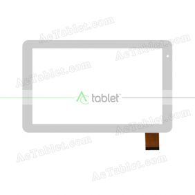 LS-F1B316C J Digitizer Glass Touch Screen Replacement for 10.1 Inch MID Tablet PC