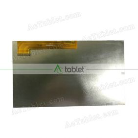 Replacement FPC-ADT10105L LCD Screen for 10.1 Inch Tablet PC
