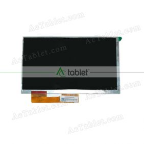 Replacement BF850B50IA LCD Screen for 7 Inch Tablet PC