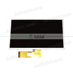 Replacement K101-B1T50D-FPC LCD Screen for 10.1 Inch Tablet PC