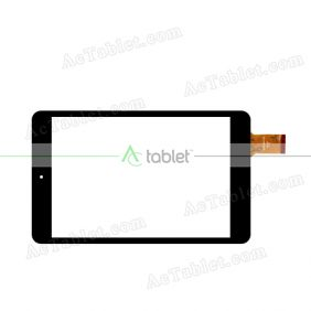 HBE1199-A1 Digitizer Glass Touch Screen Replacement for 7.9 Inch MID Tablet PC
