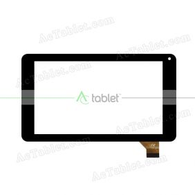 FC70S590 FPC FHX Digitizer Glass Touch Screen Replacement for 7 Inch MID Tablet PC