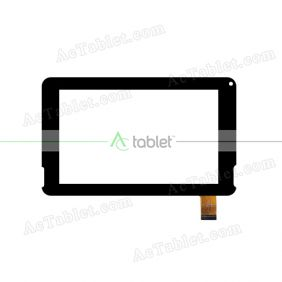 FPC-FC70S813-01 Digitizer Glass Touch Screen Replacement for 7 Inch MID Tablet PC