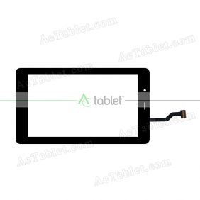 ZHC-0394A Digitizer Glass Touch Screen Replacement for 7 Inch MID Tablet PC