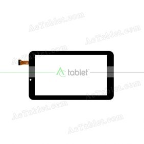 FHF90028 Digitizer Glass Touch Screen Replacement for 9 Inch MID Tablet PC