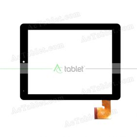 Z8Z32-V3.0 Digitizer Glass Touch Screen Replacement for 8 Inch MID Tablet PC