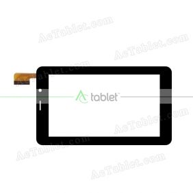 FPC-794B0-V00 Digitizer Glass Touch Screen Replacement for 7 Inch MID Tablet PC