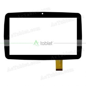 qcy fpc j Digitizer Glass Touch Screen Replacement for 7 Inch MID Tablet PC