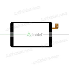 FPC-CY80J117-00 Digitizer Glass Touch Screen Replacement for 8 Inch MID Tablet PC