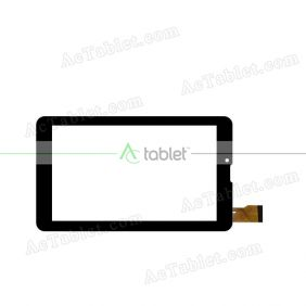 TP-XPF070 Digitizer Glass Touch Screen Replacement for 7 Inch MID Tablet PC