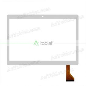 ceo-9601Fd Digitizer Glass Touch Screen Replacement for 9.6 Inch MID Tablet PC