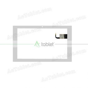 OLM-101C1599 Digitizer Glass Touch Screen Replacement for 10.1 Inch MID Tablet PC