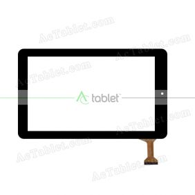 RJ-1159 Digitizer Glass Touch Screen Replacement for 11.5 Inch MID Tablet PC