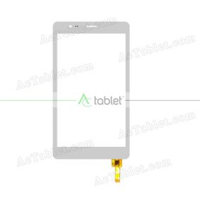 080298-01A-V1 Digitizer Glass Touch Screen Replacement for 7.9 Inch MID Tablet PC