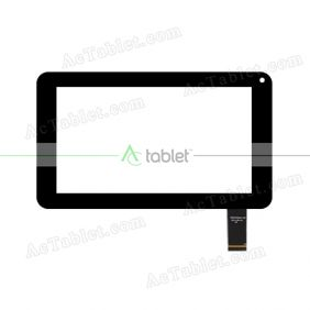 SPD070001A-V01 Digitizer Glass Touch Screen Replacement for 7 Inch MID Tablet PC