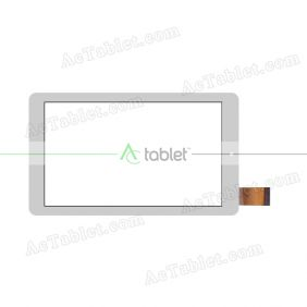 JN-36-02 Digitizer Glass Touch Screen Replacement for 7 Inch MID Tablet PC