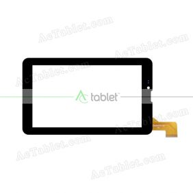 CN090FPC-V2 Digitizer Glass Touch Screen Replacement for 9 Inch MID Tablet PC