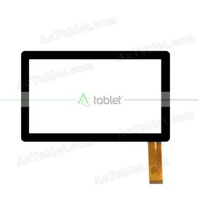 cy70088 Digitizer Glass Touch Screen Replacement for 7 Inch MID Tablet PC