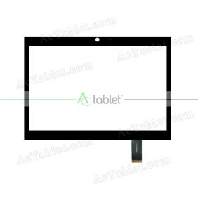 DR0035 FPCG Digitizer Glass Touch Screen Replacement for 7 Inch MID Tablet PC