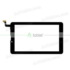 DP070148-F1 V1020160511 Digitizer Glass Touch Screen Replacement for 7 Inch MID Tablet PC