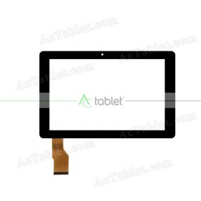 BTM-J8098-FPC-A Digitizer Glass Touch Screen Replacement for 10.1 Inch MID Tablet PC