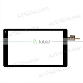 80701-0B5393C Digitizer Glass Touch Screen Replacement for 8 Inch MID Tablet PC