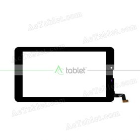 HSCTP-757-7-V0 Digitizer Glass Touch Screen Replacement for 7 Inch MID Tablet PC