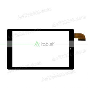 Digitizer Touch Screen Replacement for Argos Bush Spira B3 8 Inch AC80OX MTK8163 Quad Core Tablet PC