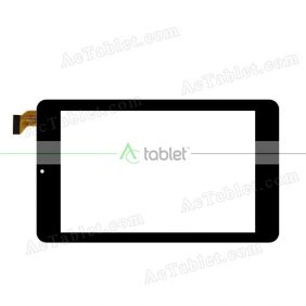 HSCTP-802-7-V1 Digitizer Glass Touch Screen Replacement for 7 Inch MID Tablet PC