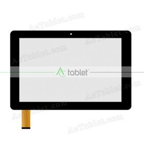 Replacement Touch Screen for Astro Tab A10 10 Inch Octa Core 10.1 Tablet PC