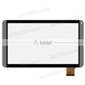Digitizer Touch Screen Replacement for Mediacom M-SP10I2A Smartpad i2 10 3G 10.1 Inch Tablet PC